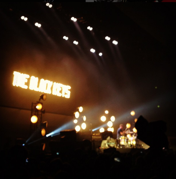 The Black Keys ao vivo