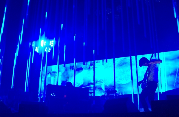 radiohead barcelona