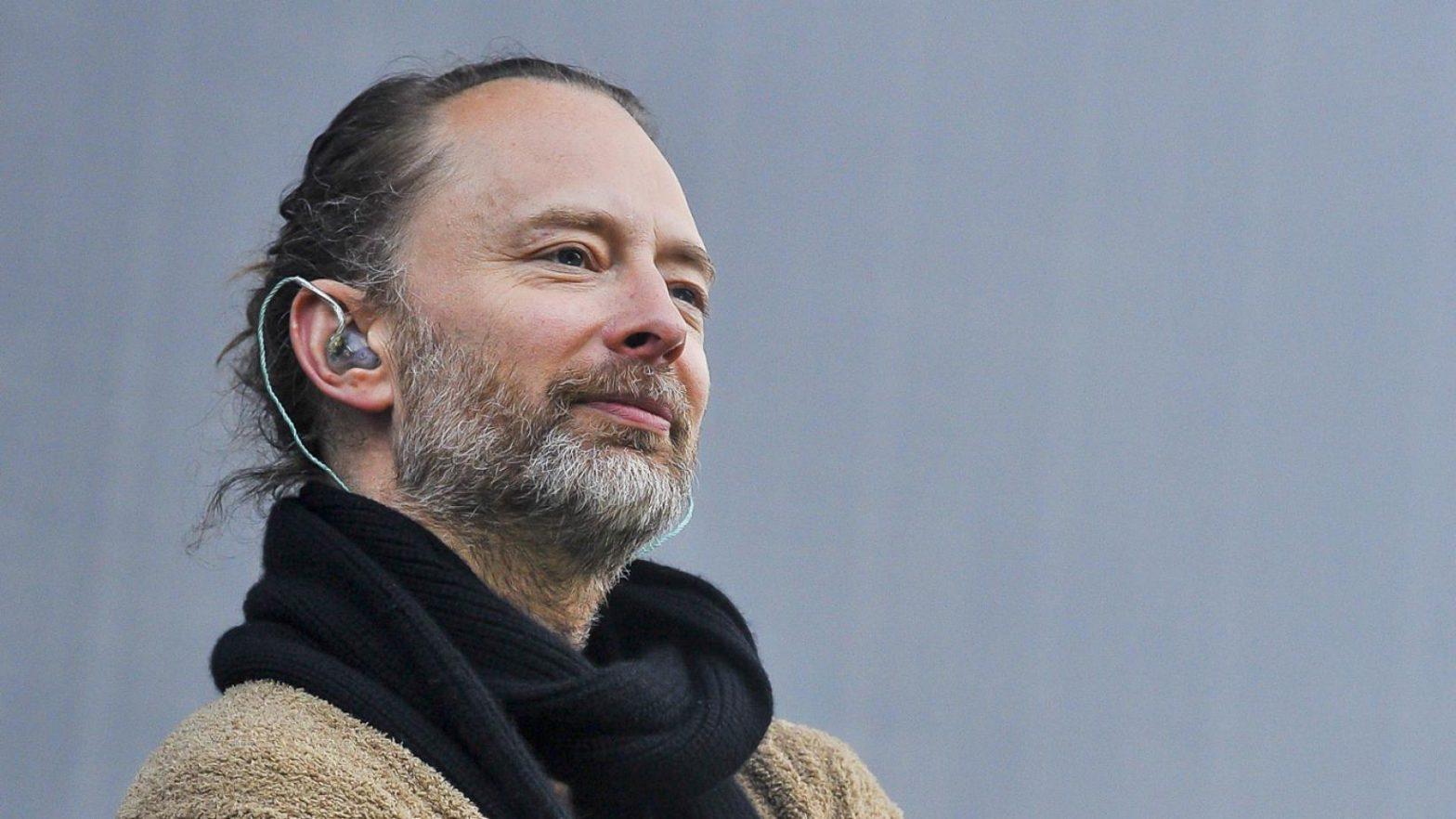Thom Yorke e o imbecil